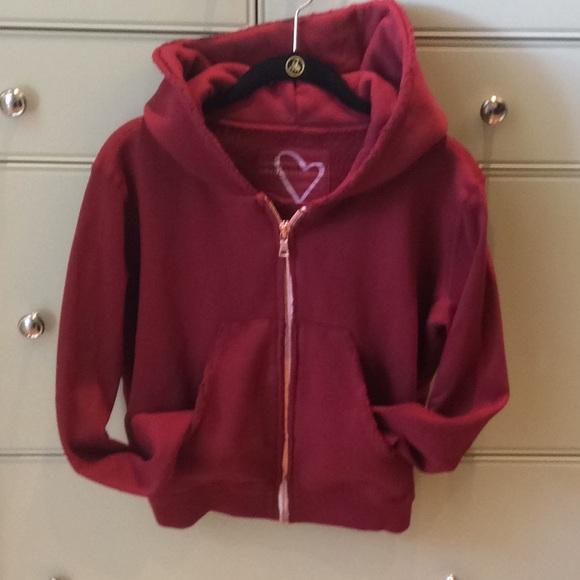 Frank & Eileen zip hoodie